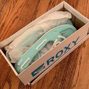 Roxy Aqua Boat Shoes